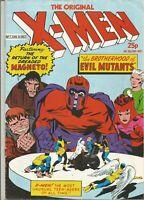 X-Men #8 : Vintage Marvel comic from June 1983