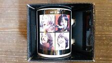 Beatles - Let it be  - mini ESPRESSO tas/mok/tasse/mug