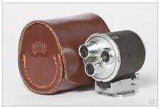 BRAUN Steinheil :: Multi-fokal Sucher 35/85/135 mm