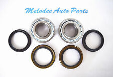 2 Front Wheel Bearing & 4 Seal set for SENTRA 91-99 / 200SX 95-98    40210-50Y00
