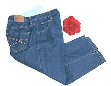 ! novedad! cavita elegante Capri jeans verano jeans cómodo dehnbündchen