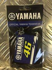 Genuine Yamaha Valentino Rossi Keyring
