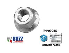 Vespa Cosa Clutch Centre Nut Flanged PX 125 150 200 Genuine Piaggio Italian.