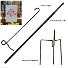 Garden Flag Stand Adjustable