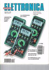 2001 07 - NUOVA ELETTRONICA - 07 2001 - ANNO 33 - N.208 - AUDIOMETRO PER TESTARE
