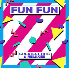 Italo Disco CD Fun Fun Greatest Hits And Remixes 2CDs