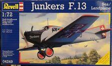 Revell 1/72 Junkers F.13 Land/Sea plane