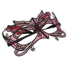 Eye Mask Lace Venetian Masquerade Ball Halloween Party Fancy Dress Costume
