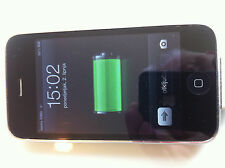 Apple iPhone 3GS - 8GB Black FACTORY UNLOCKED Excellent Seller refurbished
