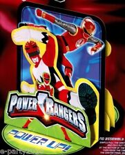 POWER RANGERS RED RANGER CENTERPIECE ~ Birthday Party Supplies Table Decoration