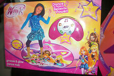 WINX CLUB  Groove and Glow Dance Mat