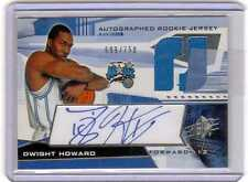 2004-05 SPX Dwight Howard RC Auto/Jersey/750