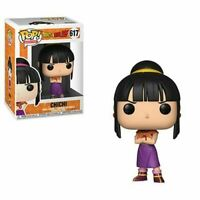 "DRAGON BALL Z CHICHI 3.75"" POP VINYL FIGURE FUNKO 617 UK SELLER POP ANIMATION"