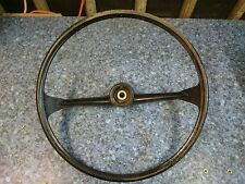 Triumph Spitfire (1962-1967) Early Original Steering Wheel