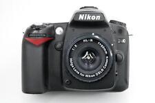 Holga Lens Black for Nikon D5000 D3X D90 D700 D60 D3 D300 D40X D40 D80 D2Xs D200