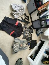 Airsoft Starter Gear / Vest / Airsoft Mask / Echo 1 Robinson Arms XCR Full Metal
