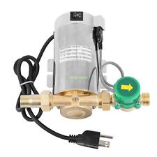 Miniature 90W Domestic Shower Pressure Water Stainless Booster Pump Auto Switch