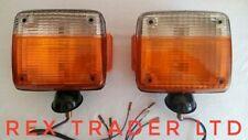 2* Front Light RH and LH for Landcruiser 40 Series BJ40, BJ42, FJ40, FJ43, FJ45.