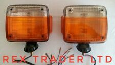 2*Light RH and LH for Toyota Landcruiser 40 Series BJ40, BJ42, FJ40, FJ43, FJ45.
