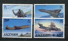 Ascension 341/44 postfrisch / Militär - Flugzeuge ........................1/2995