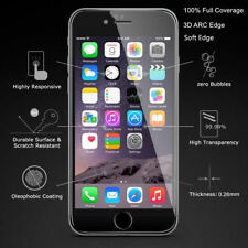 Apple iPhone 6s Clear Tough Glass Full Coverage Tempered Glass Screen Protector
