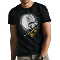 Official Nightmare Before Christmas Jack's Lament T Shirt Jack Skellington XL