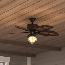 Palm Leaf Ceiling Fan For Sale Ebay