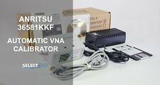 Anritsu 36581kkf 40 Mhz To 20 Ghz Automatic Vna Calibrator Look Ref 802g