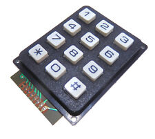 4x3 Matrix Array Switch Tactile Keypad 12 Button 0-9,#,*  for Arduino Quality UK