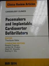 Pacemakers and Implantable cardioverter Defbrillators by Mela new hardcover