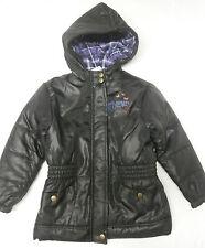 manteau à capuche NEUF fille 6 ans La Compagnie des Petits