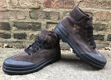 NEW VINTAGE GUESS JEANS BOOTS USA CANVAS ASAP ROCKY SIZE 9.5 DEADSTOCK