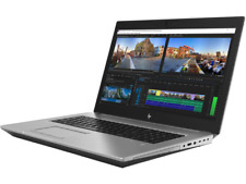 HP Inc. 2zc44ea#abd ZBook 17 G5 Ci7-8750hq