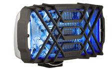 Scheinwerfer Fernscheinwerfer 220x123x120 12V 24V Blau Chrom Universal Halogen