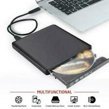 External Bluray Drive USB 3.0 Optical Drive Burner Blu Ray Player CD / DVD TK US