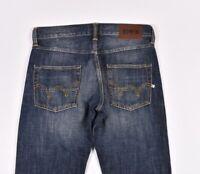 Edwin ED-55 Bequemer Konisch Herren Jeans Größe 29/34