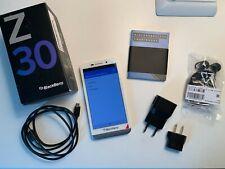 BlackBerry Z30 16Gb 4G Lte Unlocked Sta100-2 Phone White Open Box