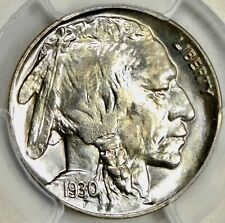 ❄️☃️💥PCGS MS66 1930 BUFFALO NICKEL