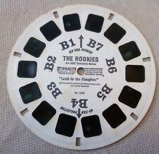Vintage Viewmaster - Gaf Single Reel BB 4522 ABC TV The Rookies Reel 2