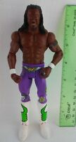 "Kofi Kingston Used Loose 2012 WWE 7""  Figure Mattel"