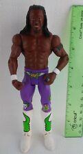 """Kofi Kingston Used Loose 2012 WWE 7""""  Figure Mattel"""