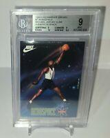 1993 Nike Warner Aerospace Michael Jordan #7 BGS 9 Space Jam