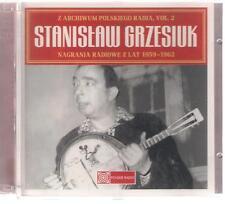 STANISLAW GRZESIUK NAGRANIA RADIOWE 1959-1962 2CD ARCHIWUM POLSKIEGO RADIA 2008