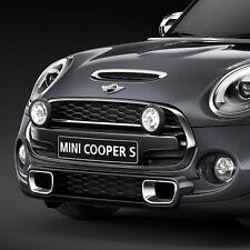 Mini Cooper F54 Clubman Black Driving Light Set & Switch & Bracket 15-2016  OEM