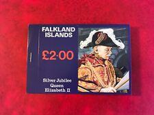 FALKLAND ISLANDS 1977 BOOKLET QUEEN ELIZABETH 2 SILVER WEDDING ANNIV ROYALTY