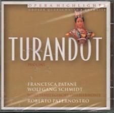 Puccini(CD Album)Turandot (Highlights)-New