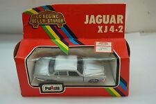 POLISTIL DIE CAST CAR JAGUAR XJ 42 IN BOX CE61 1:43 SCALE ITALY VINTAGE 1977