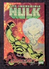 1996 Incredible HULK Ghost Of The Past 1st Printing TPB SC NM