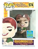 funko pop #574 Disney Hunchback of Notre Dame Quasimodo  2019 Summer Convention