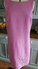 Laura Ashley Sleeveless Women's Round Neck Dresses
